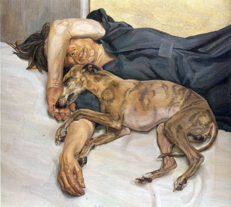 Obra de Lucian Freud