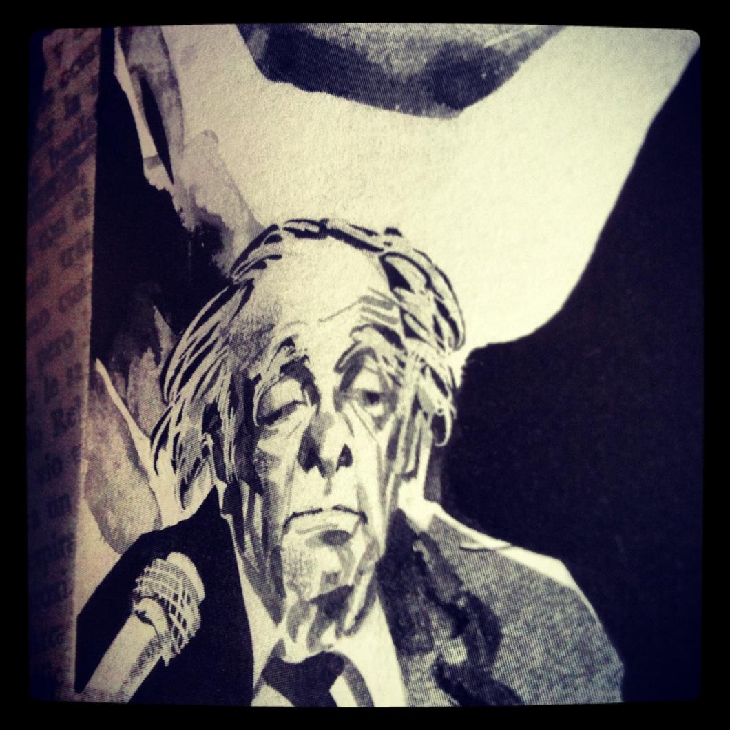 Borges x Breccia