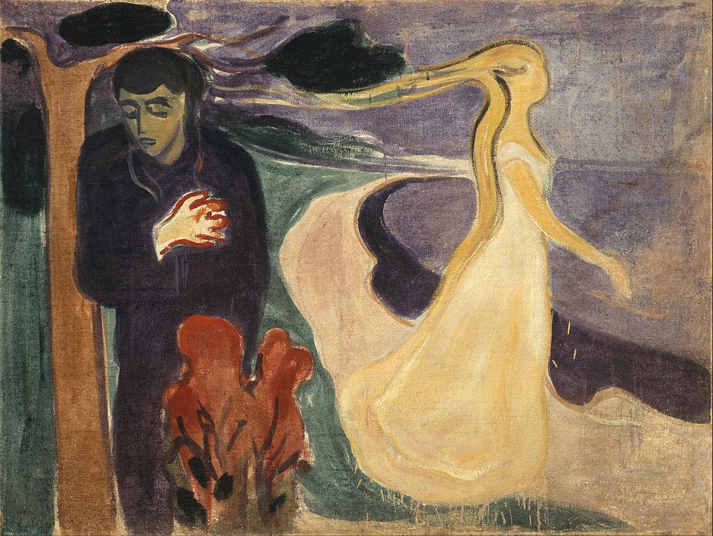 Munch Separacion 1896