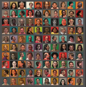 100-faces-ganged