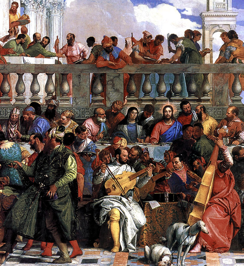 The Marriage at Cana Paolo Veronese, 1571