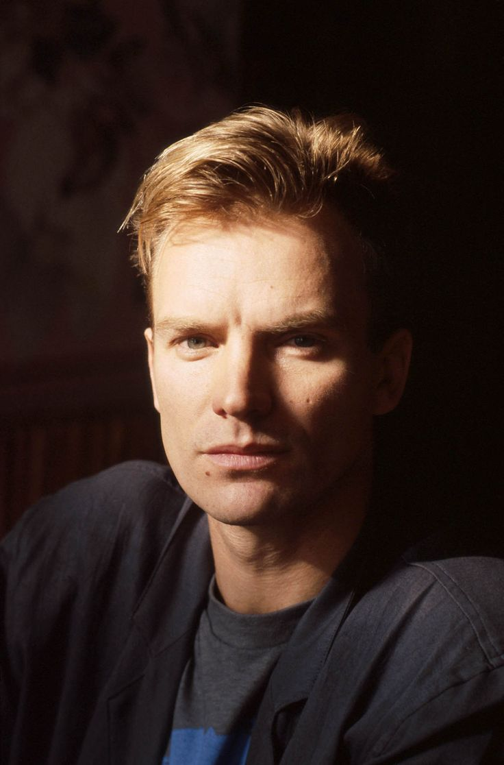 STING NEW YORK 1985