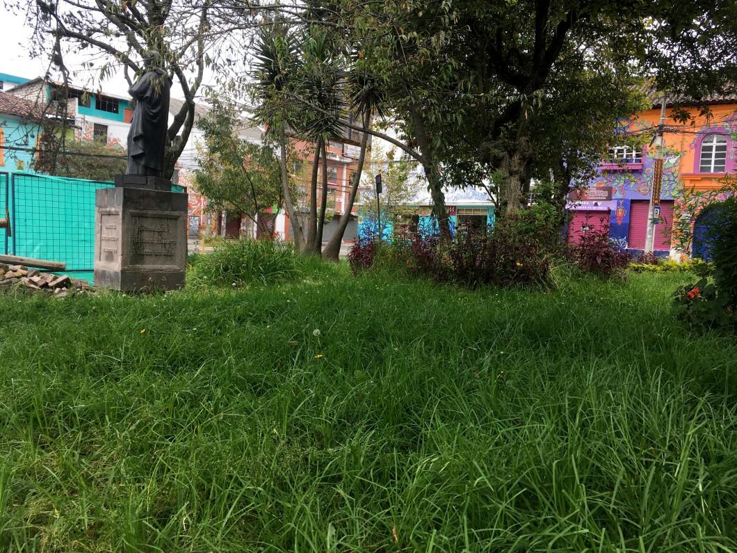 Plaza Borja Yerovi A